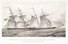 Chasseur (1812 clipper) - Wikipedia