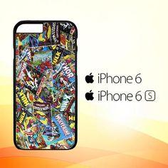 Marvel Comics Cover L1588 iPhone 6|6S Case
