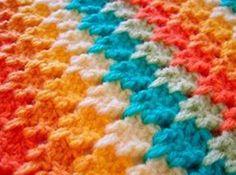 icicle stitch + link to original pattern