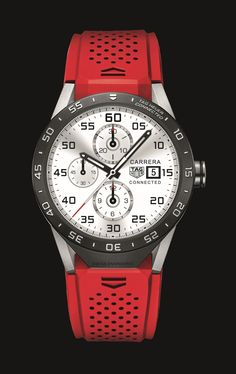 Tag Heuer Connected - Red