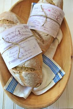 Garlic-Rosemary-Baguette