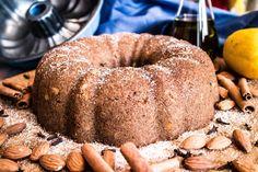 Halva Simigdali Taste Of Home, Bagel, Greece, Bread, Easy, Food, Food Cakes, Recipes, Greece Country