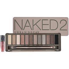Urban Decay Naked2: Naked Palette 2 at Sephora