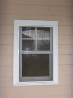 How to Install Exterior Trim Around a Window | Exterior window trims ...