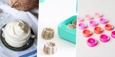 DIY : des produits de beauté maison - Marie Claire Mini Croissants, Marie Claire, Tips & Tricks, Diy Beauty, Makeup Brushes, Fabric Crafts, Diy And Crafts, Homemade, Desserts