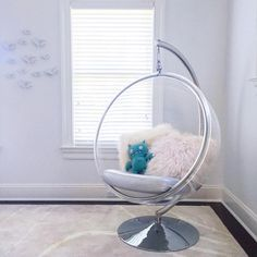 decor for teen girls Progress Peeks: Our New Home hanging bubble chair in teen girl room Progress Peeks: Our New Home Decor, Bubble Chair, Girl Beds, Room Colors, Girls Bedroom, Bedroom Decor, Girl Room, Home Decor, Pink Baby Room