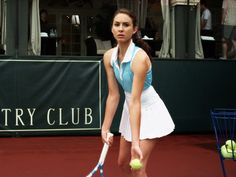 spencer hastings at country club, Tennis outfit