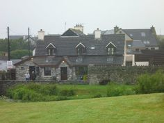 Southern Ireland...well atleast a cute village in Southern Ireland.