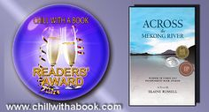 CHILL WITH A BOOK AWARDS: Across the Mekong River by Elaine Russell