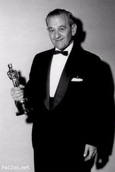 """William Wyler (Holding his Oscar Award for Best  Director, Ben-Hur) was an American film director, producer and screenwriter. His ability to direct a string of classic literary adaptations into huge box-office and critical successes made him one of """"Hollywood's most bankable moviemakers"""" during the 1930s and 1940s."""