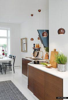 White_Sanctuary_Lovely_Swedish_Apartment_- for more interior inspiration visit http://pinterest.com/franpestel/