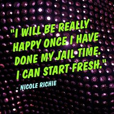 Nicole Richie (The Bling Ring)
