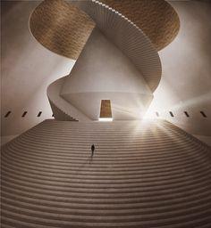 Step Inside the Boldest, Luxest Interiors Imagined by Rafael de Cárdenas Photos | W Magazine