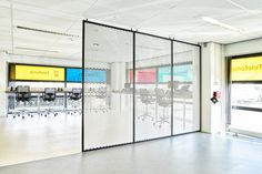 New Purpose has designed the offices of business communications company Zetacom, located in Zoetermeer, Netherlands. Zetacom, a system integrator for the Visual Merchandising, Custom Screens, Space Dividers, Branding, Design Furniture, Wall Spaces, Stores, The Office