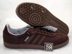 New Adidas Originals Samba Hemp Shoes Espresso Brown Tan Rasta Samba Gazelle | eBay