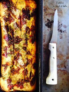 Cake au fromage Petit Billy et échalote caramélisée : la recette facile