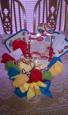 Sugar cookie housewarming gift