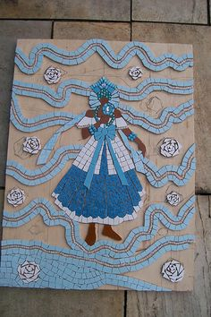 Iemanjá by celiasodre, via Flickr