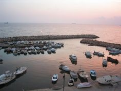 Arwad Port, Tartous, Syria
