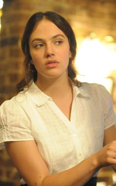 Jessica Brown Findlay stars in The Riot Club, out now.