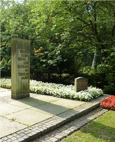 Gedenkstätte Zwangsarbeiter Rostock