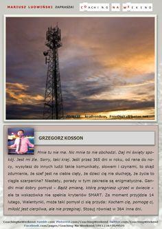 Inspiracja Antena  --  Grzegorz Kosson