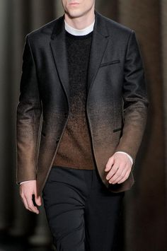 Collection of gorgeous jackets for various looks by Neil Barrett. Also features boots and some great accessories.