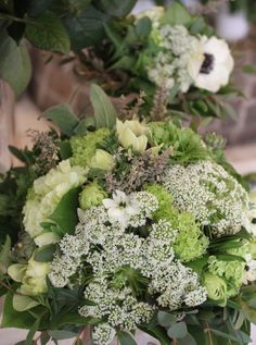 Inspiration for a green wedding
