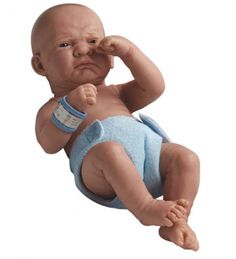 There's nothing wrong with a baby doll with a penis.