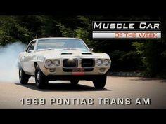 The Hyper Aggressive '69 Pontiac Trans Am Is A Street Racer's Dream – CarBuzz