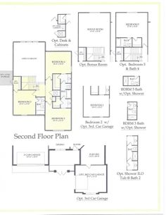Martin Ray Floor Plan Camden Lakes Naples Fl In 2019