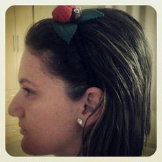 Tiara joaninha ♥