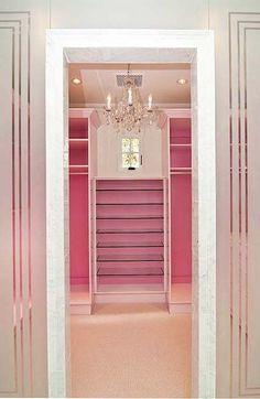 Another Pink Closet