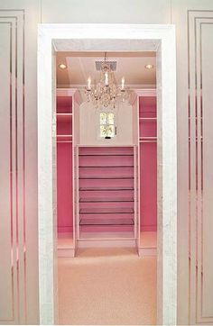 Another Pink Closet
