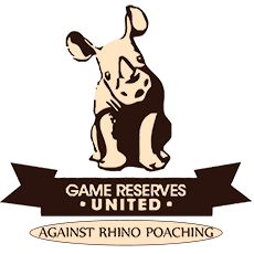 Game Reserves United Logo Sustainable Tourism, Sustainable Design, Rhino Poaching, Game Reserve, Fish Camp, Wildlife Conservation, Moose Art, Hunting, Africa