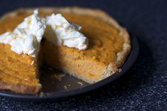 sweet potato buttermilk pie | smittenkitchen.com