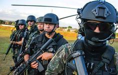 PUNHAL! Assalto Aeromóvel/Escolta VIP - Operações Especiais Interagência...
