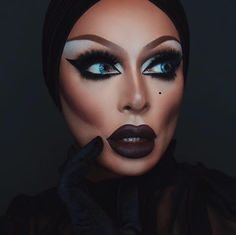 Raven and her ever-perfect face