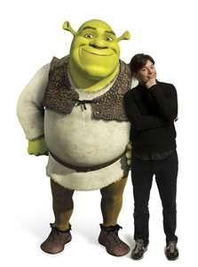 Shrek & Mike Myers