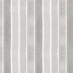 Gray Watercolor Stripe Fabric by Carousel Designs. Tones of soft gray are delicately hand painted to create this unique stripe fabric. This unique fabric makes for the perfect modern style to accent any room in your home. Printed on cotton. Grey Wallpaper Background, Grey Wallpaper Iphone, Striped Background, Wallpaper Backgrounds, App Background, Instagram Background, Fall Wallpaper, Wallpaper Roll, Pastel Grey