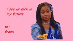 35 Fabulous Fandom Valentine's Day Cards - Community Post: 35 Fabulous Fandom Valentine's Day Cards - Funny Black Memes, Funny Memes, Valentines Day Card Memes, Valentine Cards, Freaky Mood Memes, Flirty Memes, Freaky Relationship Goals, Current Mood Meme, Cute Love Memes