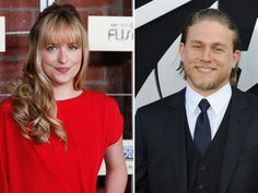 Dakota Johnson and Charlie Hunnam to be Stars of Fifty Shades Of Grey Movie
