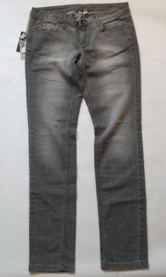 b7f80b2ca7 Mango Jeans Damenhosen Gr. 40 Grau Neu , Baumwolle Damen Hosen Damenjeans
