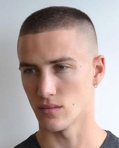 25 Buzz Cut Hairstyles For Men For 2018