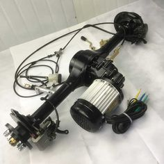 Electric Car Kit, Electric Motor For Car, Electric Car Concept, Electric Car Conversion, Electric Tricycle, Electric Scooter, Electric Go Kart, F100, E Motor