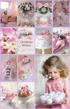 '' Christmas ~ Pink '' by Reyhan Seran Dursun