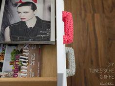 DIY: Tunesische Griffe häkeln by kreativbühne