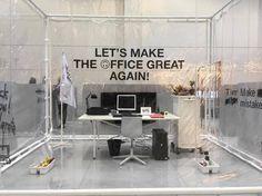 Unter dem Motto Creativity Works lockte die ORGATEC Ende Oktober wieder mehr als 56.000 Besucher nach Köln. Bekannt als internationale Leitmesse für