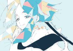Baby Yellow, Girl Short Hair, Painting Tools, Manga Games, Manga Comics, Yoko, Magical Girl, Me Me Me Anime, Character Design