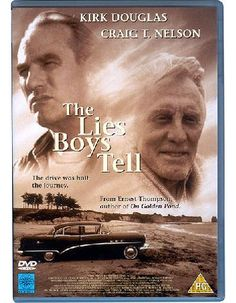 The Lies Boys Tell [DVD] Made-for-TV drama based on a true story. Ed Reece (Kirk Douglas) is an old man with only a short time left to live, but while his family think he should stay in bed and go peacefully, Ed has very diff http://www.MightGet.com/january-2017-12/the-lies-boys-tell-[dvd].asp